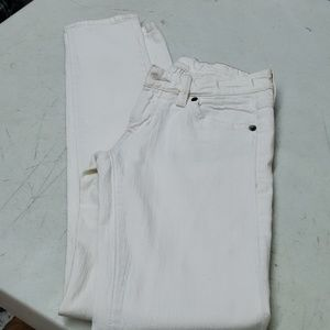 Ralph Lauren white Jeans size 24/32